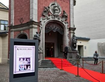 Sākas kinofestivāls Baltijas Pērle