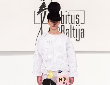 Sākas pieteikšanās jauno modes mākslinieku konkursam Habitus Baltija
