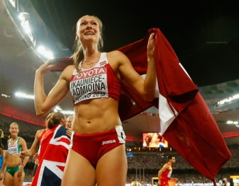 Daiļajai sportistei Laurai Ikauniecei sekss ir 4-5 reizes nedēļā