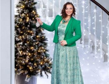 Dziedātāja Elizabete Zagorska klausītājiem piedāvā jaunu dziesmu Eglīte zaļā