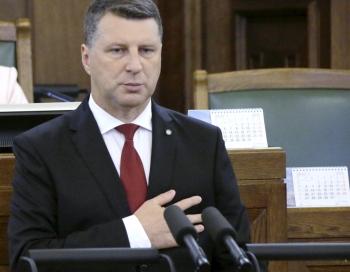 Valsts prezidenta uzruna Latvijas tautai un iedzīvotājiem gadu mijā