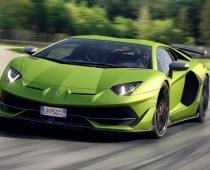 Izstādē Auto 2019 visātrākais Lamborghini pasaulē