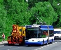Totāli sadragāta sabiedriskā transporta maršrutu shēma. No Daugavas stadiona, Lienes, Valmieras un Avotu ielām vairs uz centru netikt