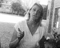 Izrādās, ka tieši Misāne ģimenē esot bijusi vardarbīga un bieži lietojusi alkoholu. FOTO/VIDEO