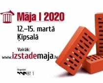 BT1 ielūdz! Jaudīgā būvniecības izstāde Māja 2020 Ķīpsalā