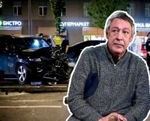 Narkomānam un nopelniem bagātajam māksliniekam Jefremovam insults + AVĀRIJAS VIDEO