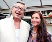 Skarba drāma Andra Bērziņa ģimenē: meita, aktrise Marija Bērziņa omīti tur badā