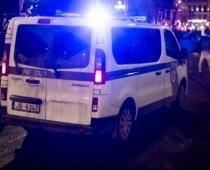 Ķinīša cienīgi! Policijas pakaļdzīšanās Rīgā nepilngadīgam aptrakušam narkomānam. VIDEO