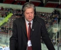 Pāragri mūžībā aizsaukts izcilais sporta žurnālists, olimpiāžu un hokeja komentētājs Mariss Andersons