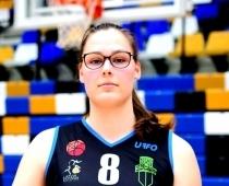 Prātam neaptverami. 21 gada vecumā autokatastrofā gājusi bojā basketbola čempione Sandra Reinvalde