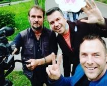 ATVADU FOTOGALERIJA. Pāragri mūžībā aizsaukts izcilais TV3 operators Ingemārs Stankēvičs